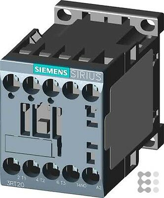 Siemens IS Schütz 24DC 3KW/400V,1S,3p 3RT2015-2BB41