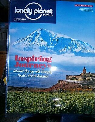Lonely Planet Magazine October Issue 2016 (new)