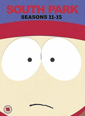South Park: Seasons 11-15 (Box Set) [DVD]