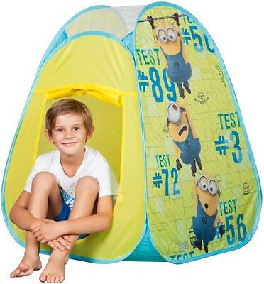 John MIN Pop Up Zelt Minions 75x75x90cm