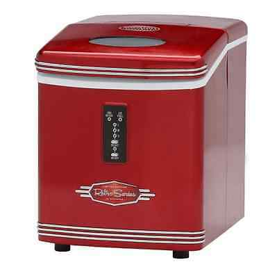 Ice Maker Portable Machine Cube Countertop, Automatic Electronic Classic 26 lb.