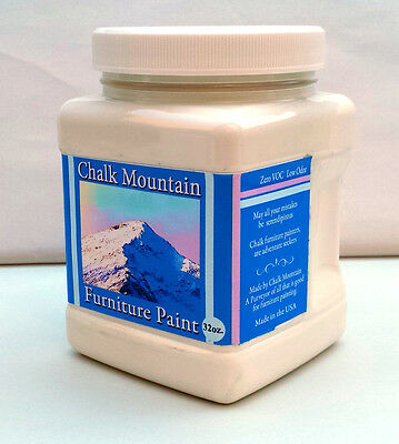 Chalk Furniture Paint Quart Size. 32 oz's of Great Covering Paint in 40 Colors
