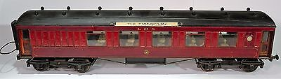Milbro 1 gauge LMS Diner with Automatic coupling