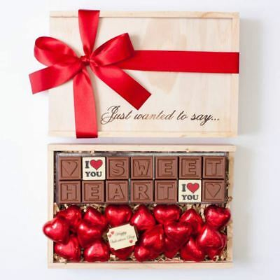 New Chocolate Orgasm chocogram gifts him her christmas