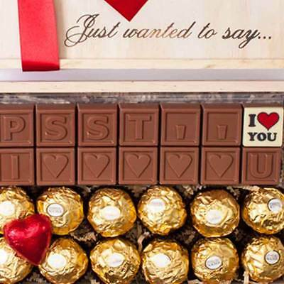 New Ferrero Obsession chocogram gifts him her christmas