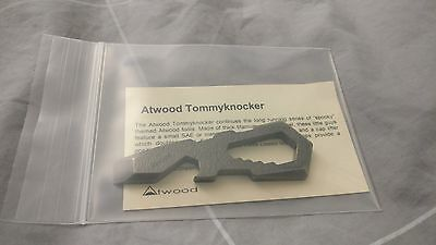 Peter Atwood Tommyknocker Titanium Krinkle EDC Planet Pocket Tool Everyday Carry