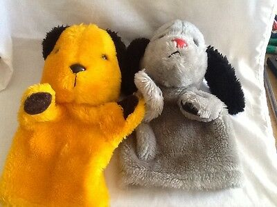 1970'S 1980's PATSY B  SOOTY HAND PUPPET FROM THE SOOTY AND SWEEP SHOW