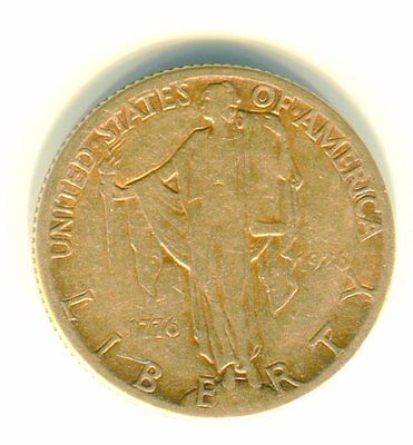 1926 $2 1/2 Sesquicentennial Commemorative Gold Coin XF