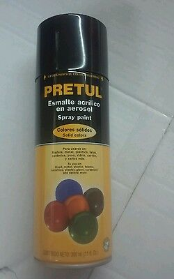 Pretul Pa-Nm-P Spray Paint Matt Black