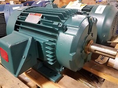 New Reliance 30 Hp 3 Phase  Motor  B364208-010  1765 Rpm - 460 Volt (114443)