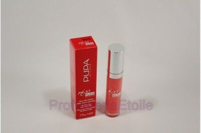 PUPA MISS PUPA GLOSS Ultra Brillante Effetto Volume 3D N.203 CORAL EMOTION