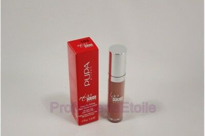PUPA MISS PUPA GLOSS Ultra Brillante Effetto Volume 3D N.103 FOREVER NUDE