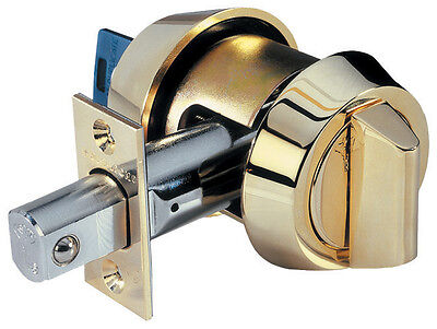 Mul-T-Lock Single Cylinder Hercular Deadbolt Classic 006C Keyway