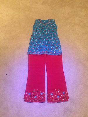 3 piece Indian trouser suit. Size 32 BNWOT
