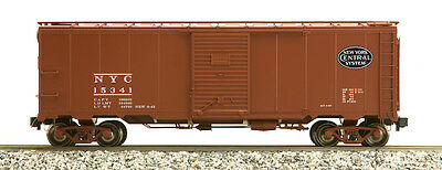 Accucraft AM32-561 AAR Box Car - New York Central, verschiedene Nummern, Neuware