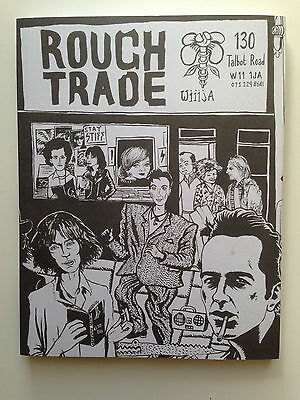 Rough Trade 40th Anniversary Journal NEW