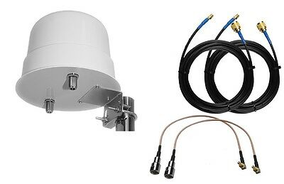 Omni Directionnelle 4G 3G LTE MIMO Antenne Externe Huawei ASUS 4G-AC55U SMA