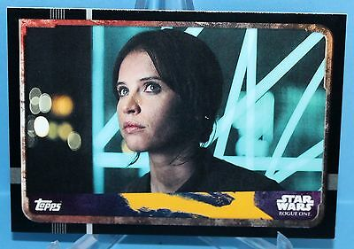 Topps Star Wars Rogue One Karte Nr.130