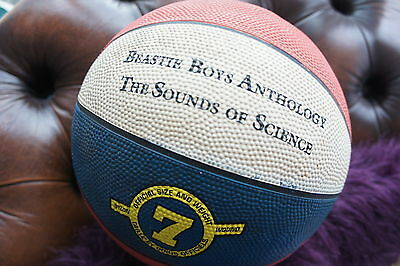 Beastie Boys Very Rare Promotional Only Basket Ball The Sounds Of Science 1999