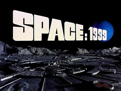 """SPACE: 1999 SCRIPT """"Death's Other Dominion"""" 1974 NEW"""