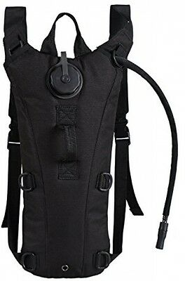 Lalawow Hydration Backpack With 3L Hydration Water Bladder For Hiking And