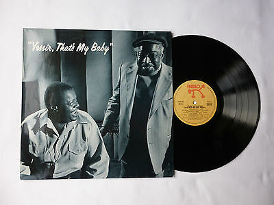 Oscar Peterson/count Basie ~ Yessir Thats My Baby ~ 2310 923 ~ Near Mint Jazz Lp