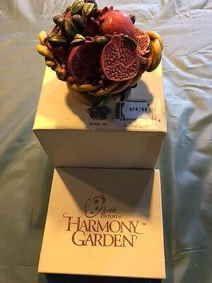 Harmony Kingdom Pomegranate with box