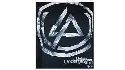 Linkin Park Underground Women's Medium Black T-Shirt