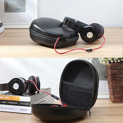 Practical Carrying Hard Case Bag Storage Box For Sony Headset Earphone Headphone