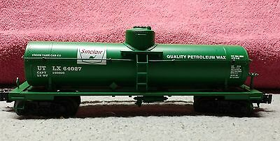 Set of 3 Sinclair Die-Cast Tank Cars Sequentially Numbers 6-26977 LIONEL