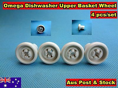 Omega Dishwasher Spare Parts Upper Basket Wheel Replacement (C309) Brand NEW