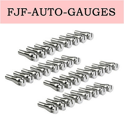 (32 Ends) FJF Front Door Handle Latch Cable Ends Replacement Kit For Ford  Ranger