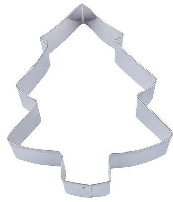 Christmas Tree Cookie Cutter Large Plain