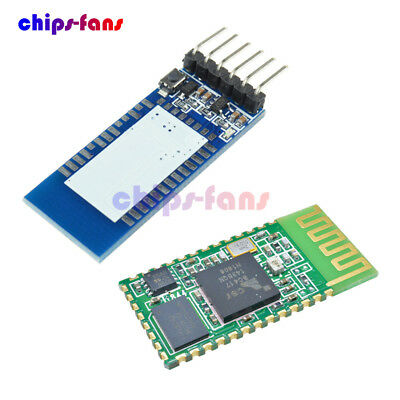 HC-05 HC-06 Wireless Bluetooth RF Transceiver Module Serial RS232 TTL Base Board