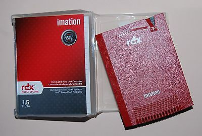 Cartouche RDX Imation Media Secure 1,5 TB