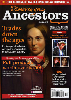 Genealogy-Discover Your Ancestors Magazine Issue 5 (2015)