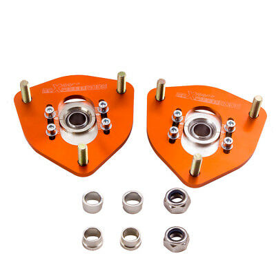 For Nissan S13 S14 180SX 200SX 240SX Pillow Ball Camber Plate Top Mount SPT