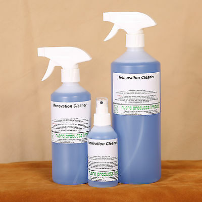 Renovation Leather Cleaner