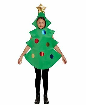 Boy Girl Christmas Tree Fancy Dress Costume Party Nativity Book Day Various Size