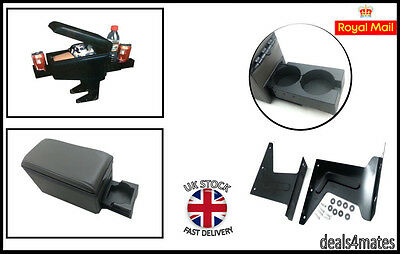 Grey Armrest Arm Rest Console for VAUXHALL TIGRA ZAFIRA CORSA ASTRA VECTRA NEW