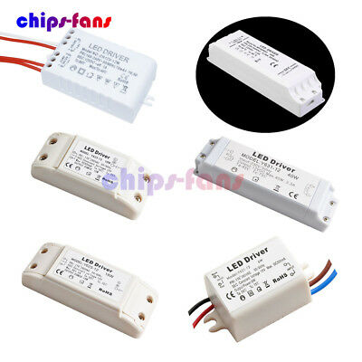 6W/10W/12W/18W/30W/40W DC 12V LED Driver Transformer For MR16/MR11 LED Lighting