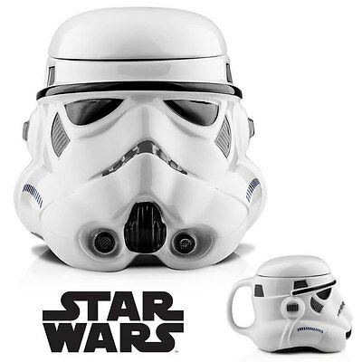Star Wars Darth Vader Helmet Mug 3D Ceramic Knight Stormtrooper Cup Coffee Mug