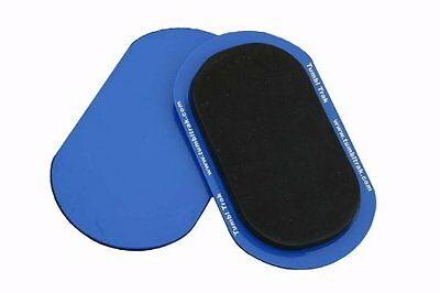 Pack Of 2 Tumbl Trak Smooth Sliding Sliders With Comfortable Top New