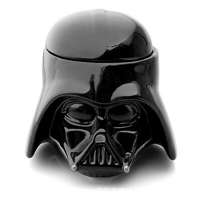 Star Wars Darth Vader Helmet 3D Ceramic Stormtrooper Cup Coffee Mug Novelties