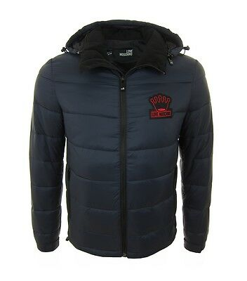 Love giacca jacke winter men jacket Herren Moschino uomo qUpzLSVGM