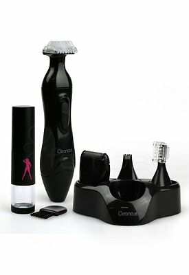 Cleancut Black Label - Body Hair Shaver Set for Him and Her