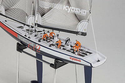 Kyosho, Fortune 612, R/c Sailingboat, Yacht, Boats, Complete  Ready To Sail,