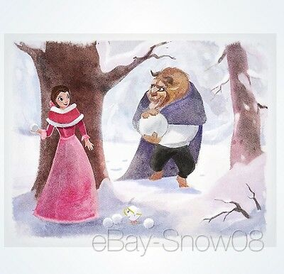 Hanson Something More Postcard 5x7 Beauty And The Beast WonderGround Gallery New