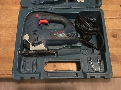 Bosch GST90BE Professional Jigsaw 240v with Carry Case  EXCELLENT COND TOOL