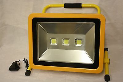 150W Rechargeable Portable Outdoor LED Work/Flood Light/White/IP65